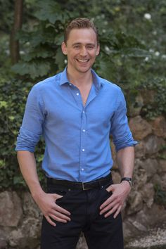 Hiddlestoned and Sharing the Torture.