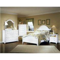 Cottage Mirror / Vertical Dresser Mirror By Vaughan Bassett. Queen Size Bed SetsQueen  Bedroom ...