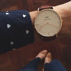 Bristol watch by Daniel Wellington. This product is available in limited quantity at select Cole Haan stores. Find a store: http://www.colehaan.com/store-locator