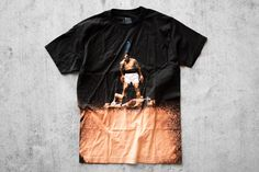 Check out the Muhammad Ali Tee on WHATDROPSNOW