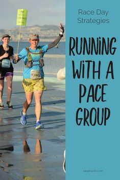 Many races offer pacing to help you hit your race day goals. Every pacer and pace group vary slightly, but there a few things to know before you set out. On the blog- running with a pacer or a pace group on race day. Running. Race Day. Marathon. Half Marathon. Pace Group