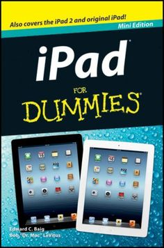Win an iPad or iPad mini with the entire For Dummies library loaded!