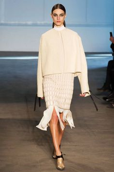 See our favorite looks from the Derek Lam runway. Click for more!