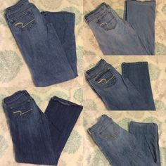 **RESERVED** ***RESERVED*** American Eagle/Hollister Jeans for @tiffany2328  Individual description of each pair on separate posts! Please do NOT purchase these they are reserved for Tiffany ☺️ Jeans Boot Cut