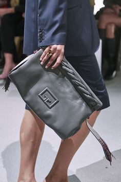Givenchy Spring 2020 Ready-to-Wear Fashion Show Details: See detail photos for Givenchy Spring 2020 Ready-to-Wear collection. Look 90 Chain Shoulder Bag, Crossbody Shoulder Bag, Crossbody Bag, Clutch Bag, Chanel Handbags, Coach Handbags, Givenchy Bags, Chanel Bags, Vogue Paris