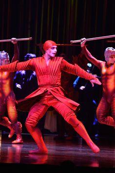 Le Cirque du Soleil pr�sentera son spectacle �Paramour� sur Broadway en 2016