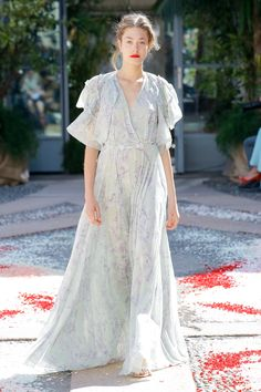 Luisa Beccaria Spring 2018 Ready-to-Wear  Fashion Show Collection