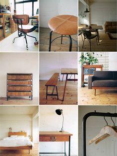 amazing  http://www.truck-furniture.co.jp/