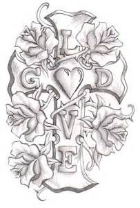 love god tattoo sketch 3 of 3 by on DeviantArt Cross Tattoo Designs, Heart Tattoo Designs, Tattoo Design Drawings, Art Drawings Sketches Simple, Pencil Art Drawings, Tattoo Sketches, Rose Drawing Tattoo, 1 Tattoo, Body Art Tattoos