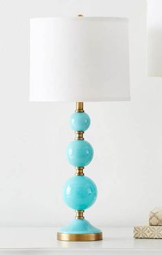 Love this turquoise lamp. Chandeliers, Chandelier Lighting, Turquoise Lamp, Large Lamps, Retro Lamp, Contemporary Lamps, Fashion Lighting, Decorating Tools, Living Room Lighting
