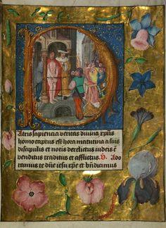 Libro de horas de Aussem-Art Walters Museum Ms. W.437