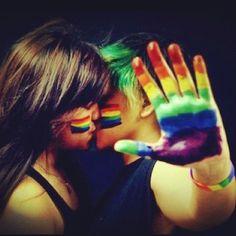 Lesbian Love #Pride #SameSex