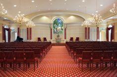 Pope Chapel, Christopher Newport University | Glavé & Holmes Architecture