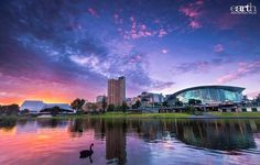 Adelaide, South Australia by Earth Art Photography