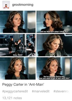 ~You don't mess with Peggy~