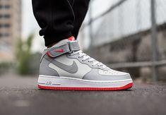 "Nike Air Force 1 Mid ""Pigeon"""