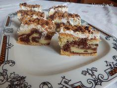 Macocha rezy Tiramisu, Sweet Recipes, Waffles, French Toast, Cheesecake, Cooking Recipes, Treats, Cookies, Baking