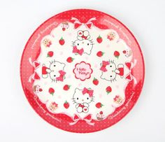 Plate up some Hello Kitty summer...