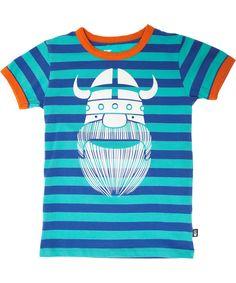 Bright Erik the Viking summer t-shirt