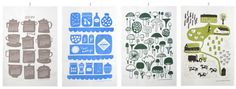 Tea Towels from Finland