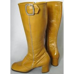 Late 1960`s Mary Quant unsigned Foot Wear featuring and polyvore,