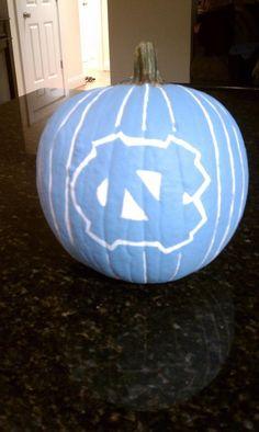 Tar Heel Pumpkins | Tar Heel Pumpkin | HoLiDaYs