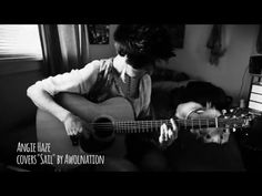 Angie Haze: SAIL by Awolnation (Cover)  https://youtu.be/jntx-9gQdjU  #sail #awolnation #cover #acoustic