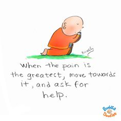 If it hurts...