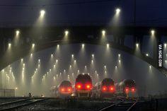 Train Station in Denmark - 9GAG