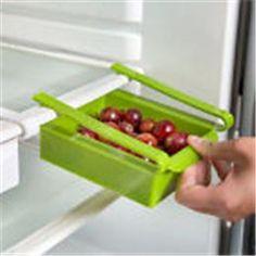Günstige Lagerregale für Platz Sparen Schublade in Kühlschrank aus ABS Plastik