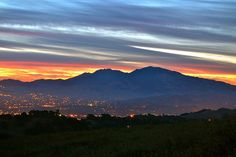 Mt. Diablo, California. I need to come back and hike here.