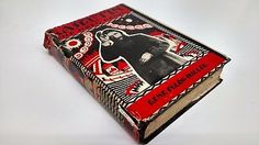 1928-RUSSIAN-HISTORY-BOOK-RASPUTIN-THE-HOLY-DEVIL