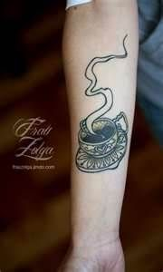 Image detail for -cap of coffee tattoo