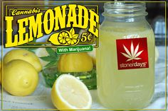 Stoner Cookbook; Cannabis Lemonade - While summer is over and most people are trying to drink the warmest drinks that they can get their hands on.