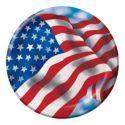 Patriotic Celebration 7-inch Plates