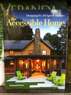 Accessible Home by Deborah Pierce
