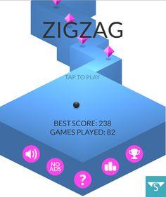 ► http://www.siberman.org/2015/03/zigzag-android-apk-indir.html  ZigZag, android cihazlarınızda ücretsiz olarak oynayabileceğiniz ve oyunda ZigZag yaparak ilerleyeceğiniz basit ve eğlenceli bir beceri oyunu. ZigZag şeklinde ki platformda küçük siyah topu yönlendireceksiniz. Sadece el becerisi ile ilerleyeceğiniz bu oyunda geçtiğiniz her seviye daha zor ve karışık olacaktır.
