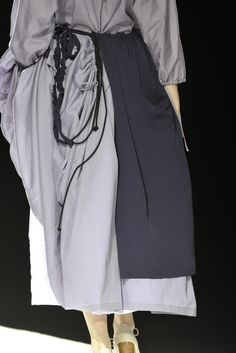 What a baker's wife might wear in the Riverlands, Yohji Yamamoto