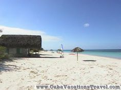 The beach of cayo levisa, Hotels and Villages. Pinar del Rio