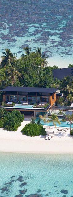Coco Privé Kuda Hithi Island...maldives