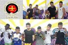 Equipe Mix Fight e seu Projeto Jovem Atleta.