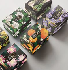 PACKAGE DESIGN FOR SENSPA, AROMA BALM Vintage Packaging, Tea Packaging, Packaging Design, Design Visual, Chocolate Packaging, Box Design, The Balm, Gift Wrapping, Branding