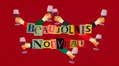 le rite : le Beaujolais nouveau