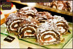 ¿Te apetece? ----- Fancy some? | Goyo #PuertoBanus (2015) #chocolate #pastry #pasteles #marbella