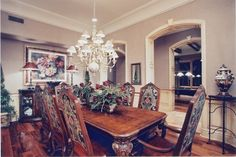 wine cellar dining room shop dining room sets fabric covered dining room chairs #DiningRoom