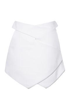 Zip Vertigo Wrap Skirt by Dion Lee - Moda Operandi