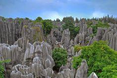 Piedra Floresta, China.