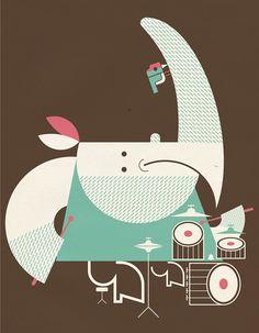 Mick Marston | Illustrators | Central Illustration Agency