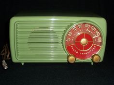 Philco Transitone Tube Radio Model 53 562 1953 | eBay