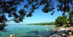 Lac Léman - Vevey / Montreux / Evian les bains